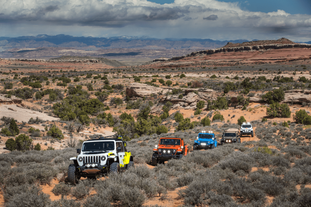 Upon further review: Jeep Safari trail runs are on; no ...